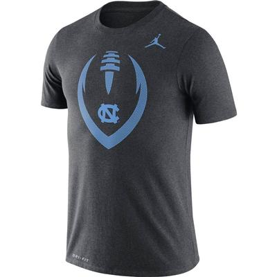 UNC Nike Men's Legend Icon Football Tee