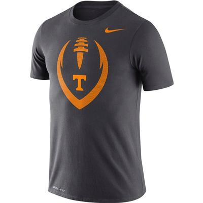 Tennessee Nike Men's Legend Icon Football Tee