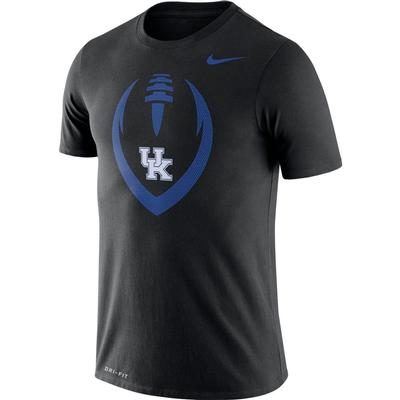 Kentucky Nike Men's Legend Icon Football Tee