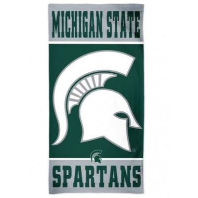 Michigan State Spectra 30x60 Beach Towel