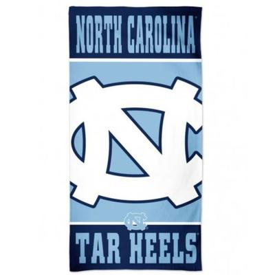 UNC Spectra 30x60 Beach Towel