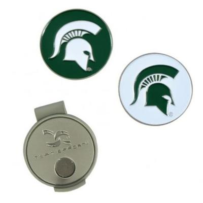 Michigan State Hat Clip and Markers