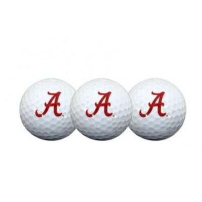 Alabama Golf Balls (3 pack)