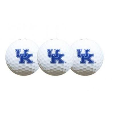 Kentucky Golf Balls (3 pack)