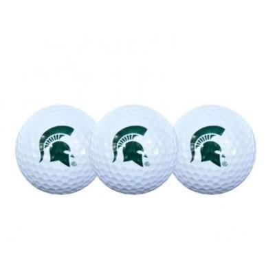 Michigan State Golf Balls (3 pack)