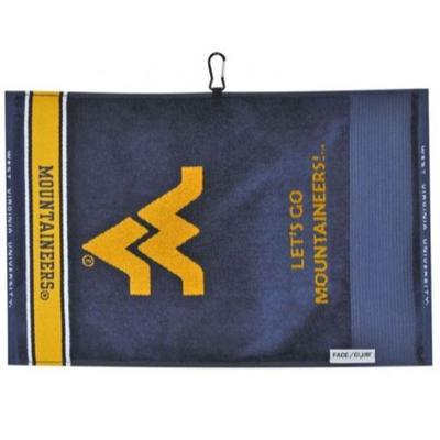 West Virginia Jacquard Towel