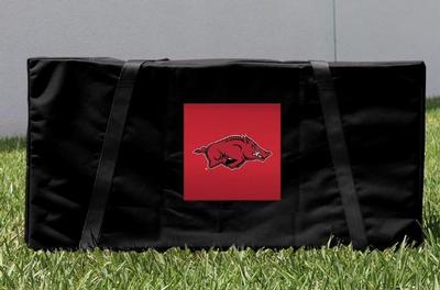 Arkansas Razorbacks Regulation Cornhole Carrying Case ***Custom Order***