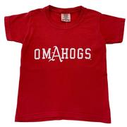 Arkansas Omahogs Youth Comfort Colors Tee
