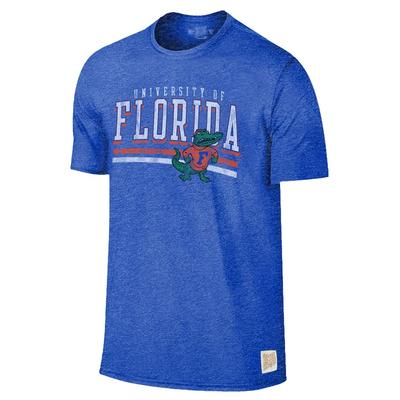 Florida Retro Brand Mock Twist Tee