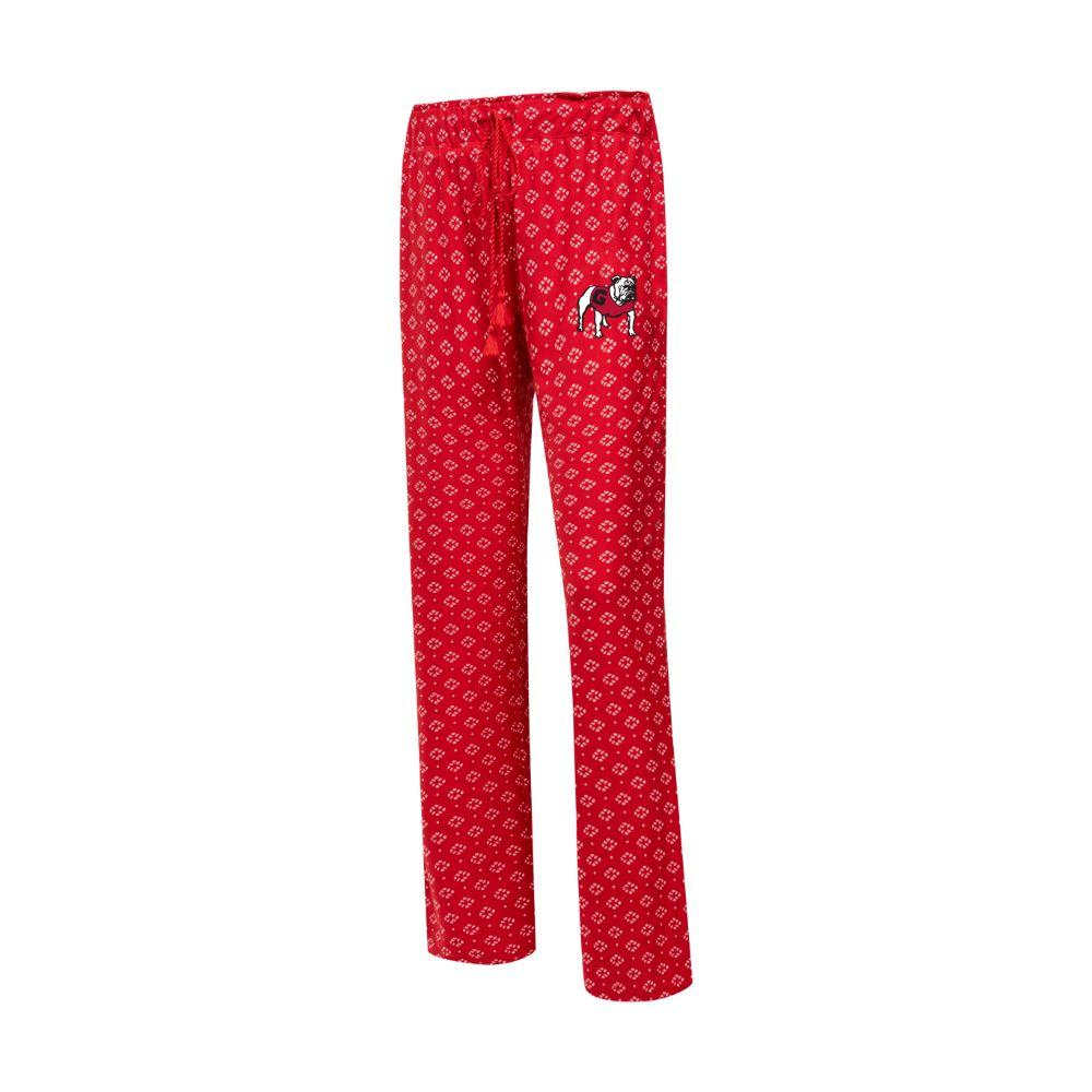 Georgia College Concepts Cloud 7 Knit Pants