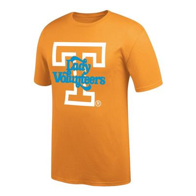 Tennessee Lady Vols Giant Logo Tee Shirt
