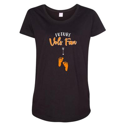 Tennessee Future Vols Fan Maternity Top