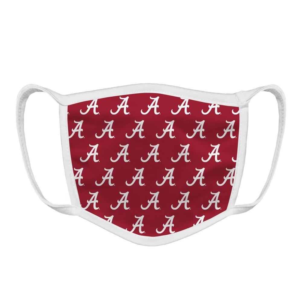 Alabama Script A Face Mask