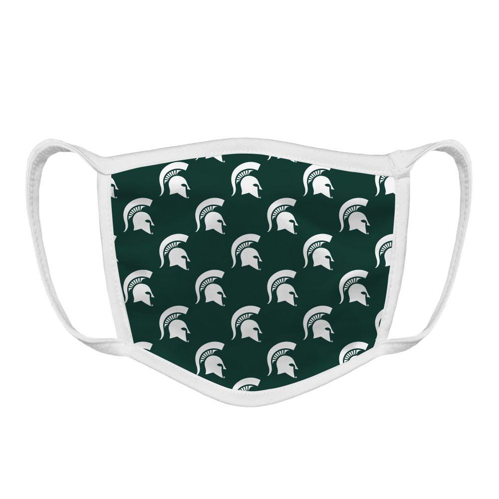 Michigan State Spartans Face Mask