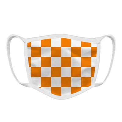 Tennessee Checkerboard Face Mask