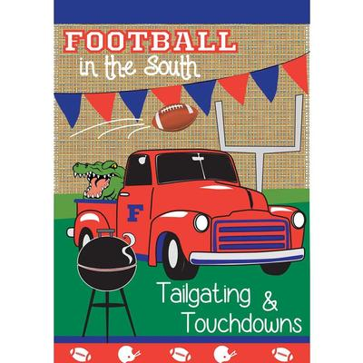 Florida Magnolia Garden Tailgate and Touchdowns House Flag