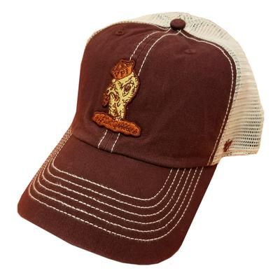 Virginia Tech VPI Gobbler Mesh Trucker Hat