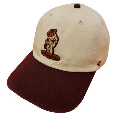 Virginia Tech VPI Gobbler Clean-Up Hat