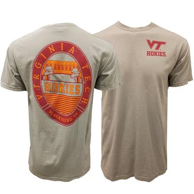 Virginia Tech Comfort Colors Torgersen Bridge T-Shirt