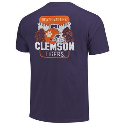 Clemson Tigers Stadium Comfort Colors Shirt