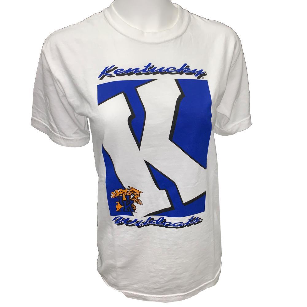 Kentucky Script Big K Comfort Colors Tee
