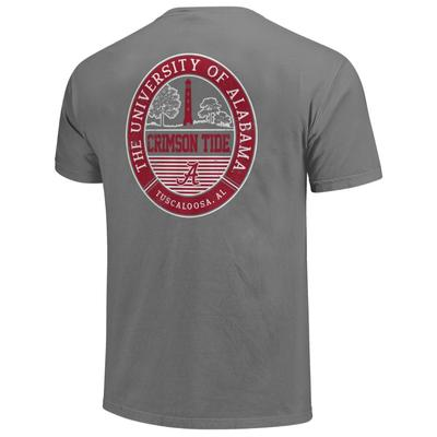 Alabama Regal Campus Icon Comfort Colors Shirt