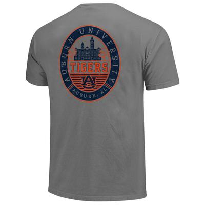 Auburn Regal Campus Icon Comfort Colors Shirt