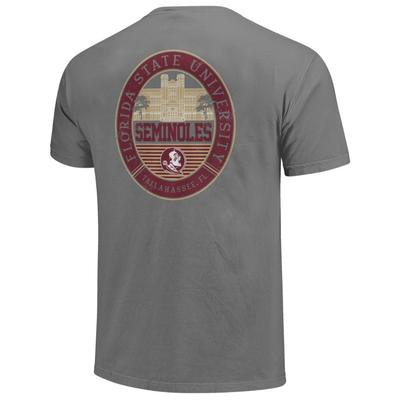 Florida State Regal Campus Icon Comfort Colors Shirt