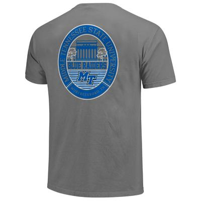MTSU Regal Campus Icon Comfort Colors Shirt
