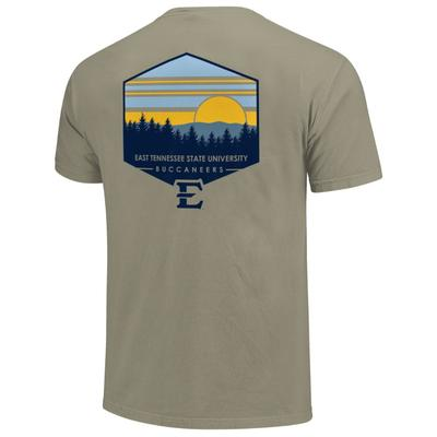 ETSU Landscape Comfort Colors Shirt
