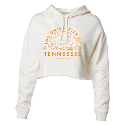 Tennessee Women's Cropped Voyage Hoodie