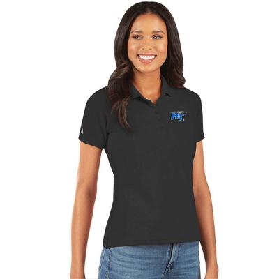 MTSU Antigua Women's Legacy Pique Polo