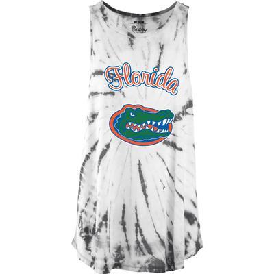Florida Pressbox Women's Tampa Tie Dye Tank