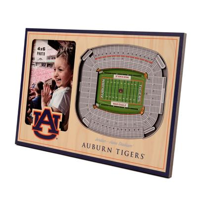 Auburn 3D Stadium Views Picture Frame