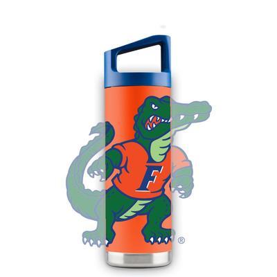 Florida 16 oz Orange Oversized Mascot Bottle