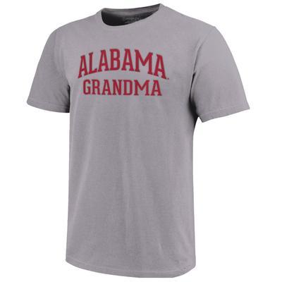 Alabama Women's Arch Lined Grandma Tee OXFORD