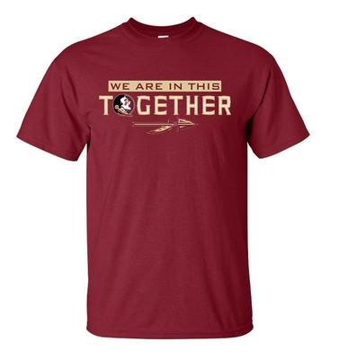 Florida State TOGETHER Short Sleeve Tee