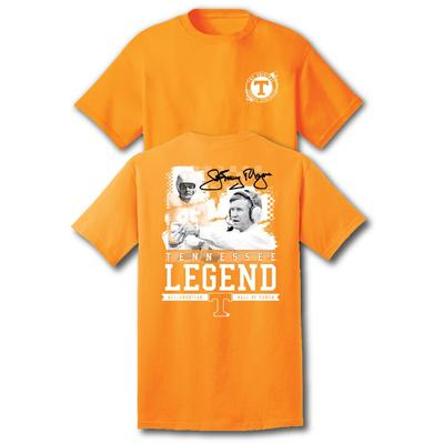 Johnny Majors Tennessee Legend Short Sleeve Tee