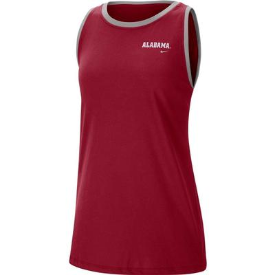 Alabama Nike Women's Tomboy Tank Top