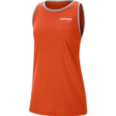 Clemson Nike Women's Tomboy Tank Top