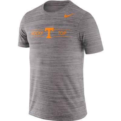 Tennessee Nike Men's Dri-fit Velocity Short Sleeve Tee
