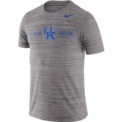 Kentucky Nike Men's Dri-fit Velocity Short Sleeve Tee