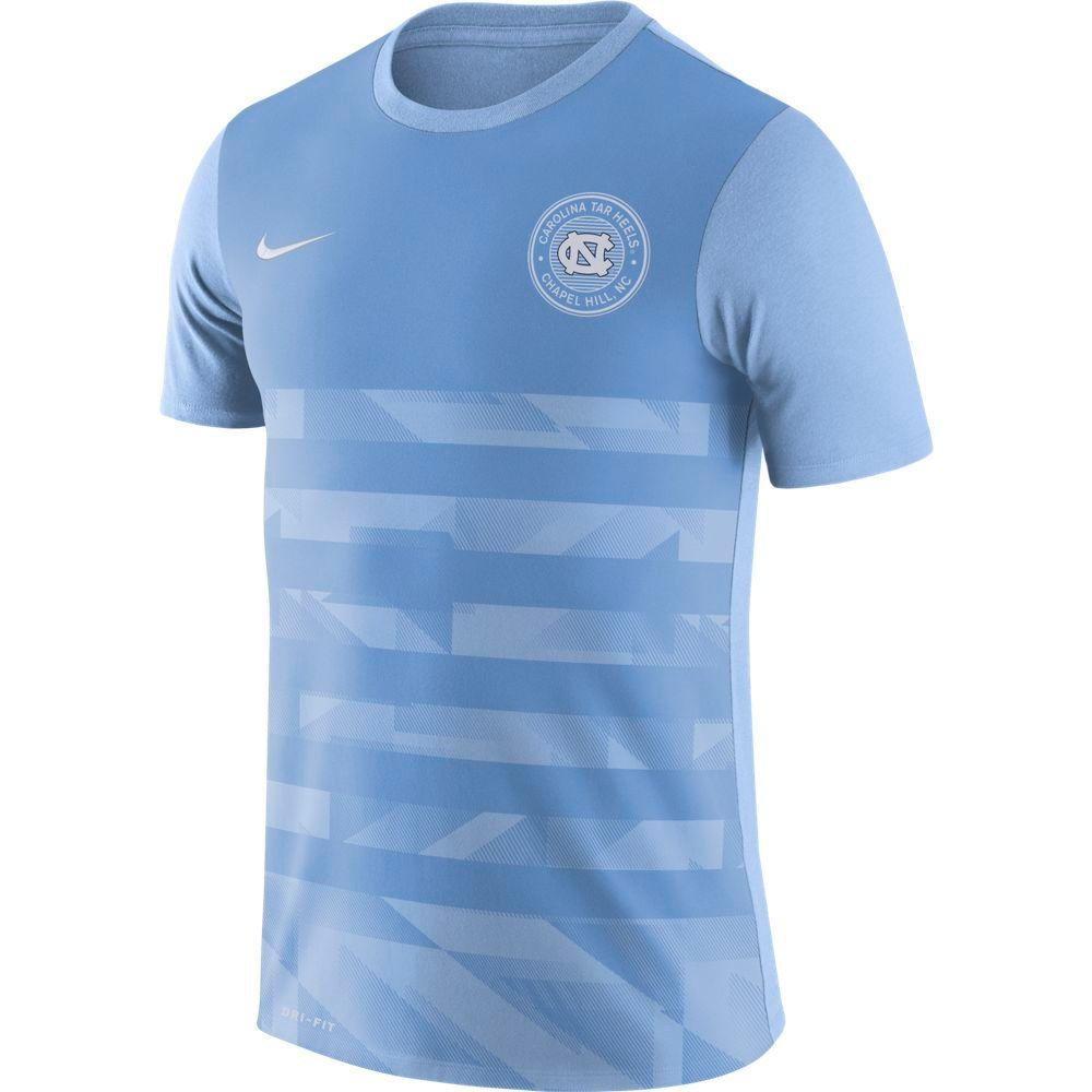Unc Nike Men's Dri- Fit Legend Short Sleeve Tee