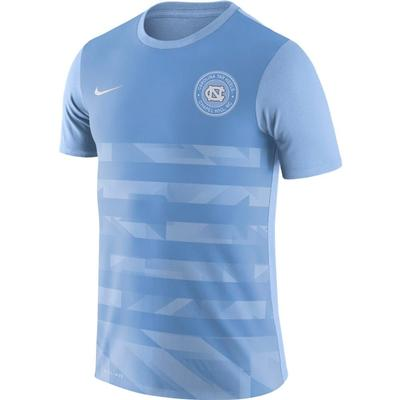 UNC Nike Men's Dri-fit Legend Short Sleeve Tee