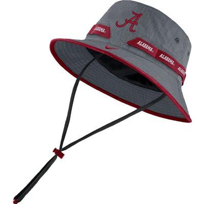Alabama Nike Sideline Dry Bucket Hat