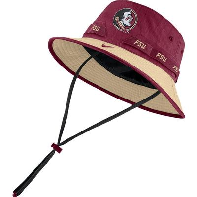 Florida State Nike Sideline Dry Bucket Hat