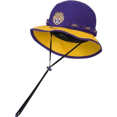 LSU Nike Sideline Dry Bucket Hat