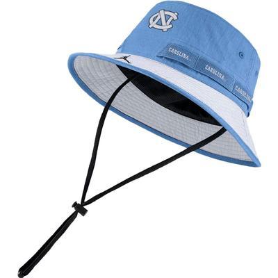 UNC Jordan Brand Sideline Dry Bucket Hat