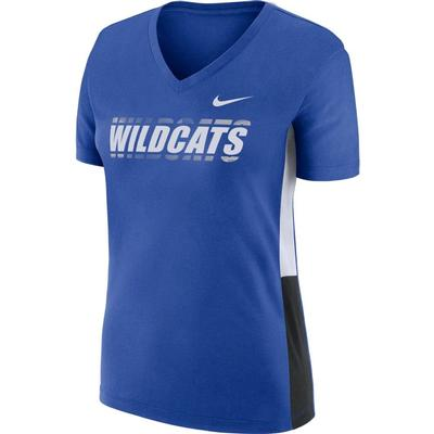 Kentucky Nike Women's Breathe Top