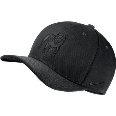 Georgia Nike Men's Bulldog C99 Swoosh Flex Hat